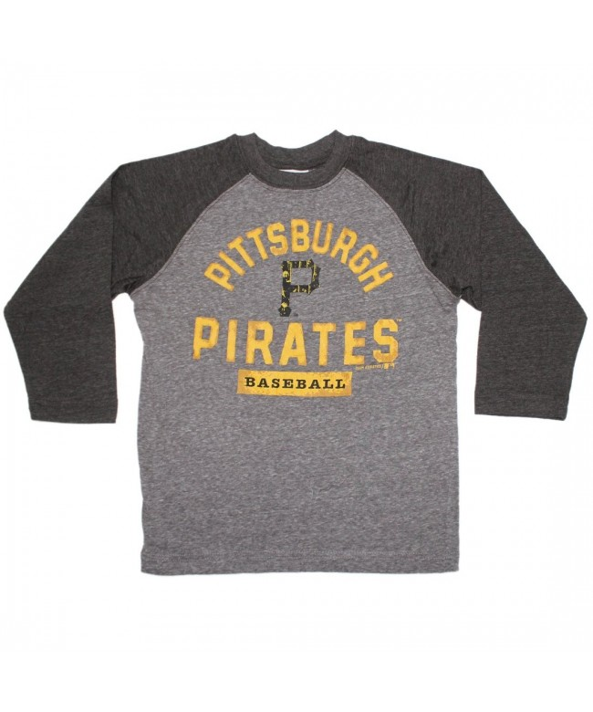 PIT PIRATES Athletic T Shirt Vintage