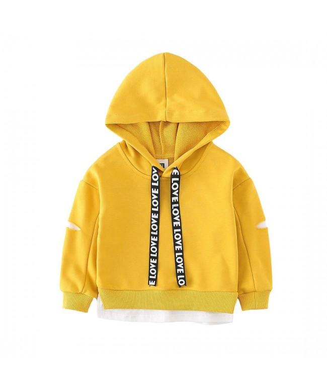 Dan Ching Pullover Hoodies Sweatshirts