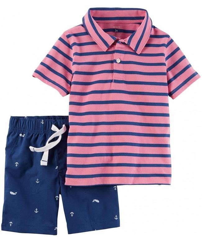 Carters Boys Toddler Piece Playwear