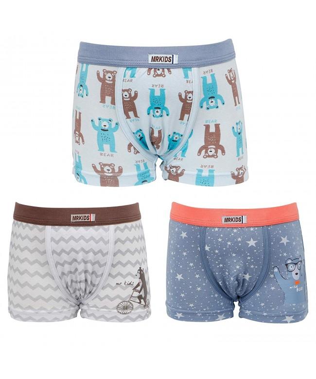 MRKIDS Tencel Bamboo Toddler Underwear