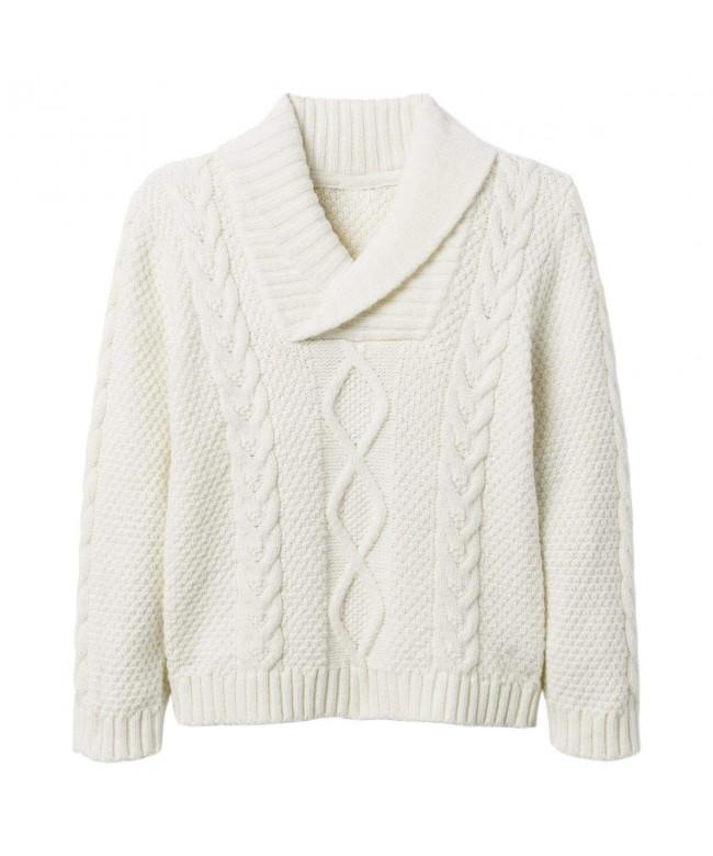 Gemijack Unisex Sweaters Toddler Pullover