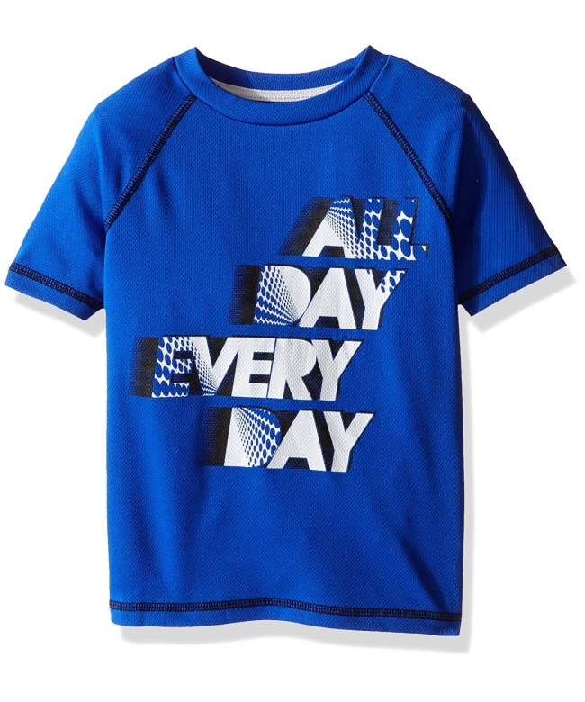 Crazy Short Sleeve Active T Shirt