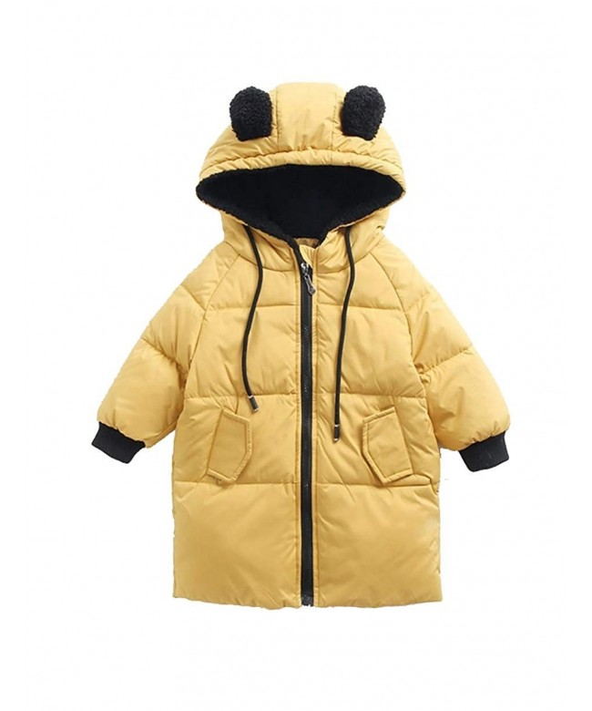 Jingle Bongala Winter Puffer Jackets