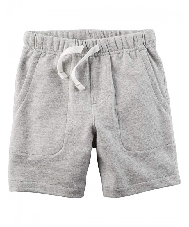 Carters Boys French Terry Shorts