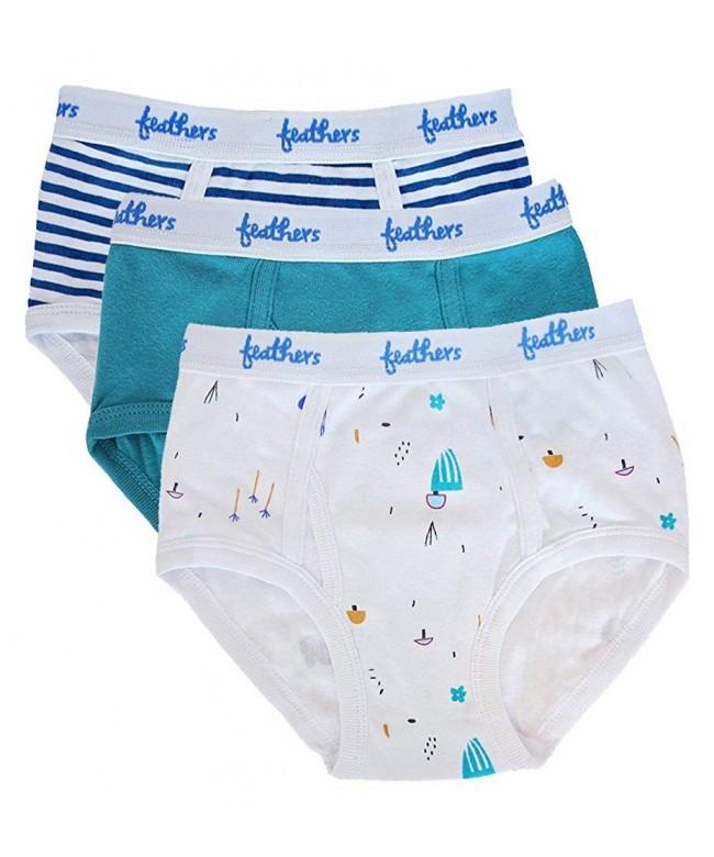 Feathers Botany Tagless Briefs Underwear