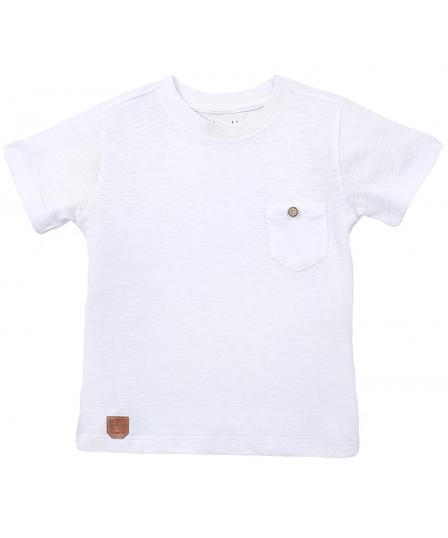 Lilax Short Sleeve Cotton T Shirt