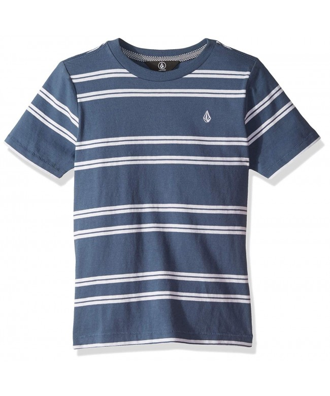 Volcom Little Beauville Striped Shirt