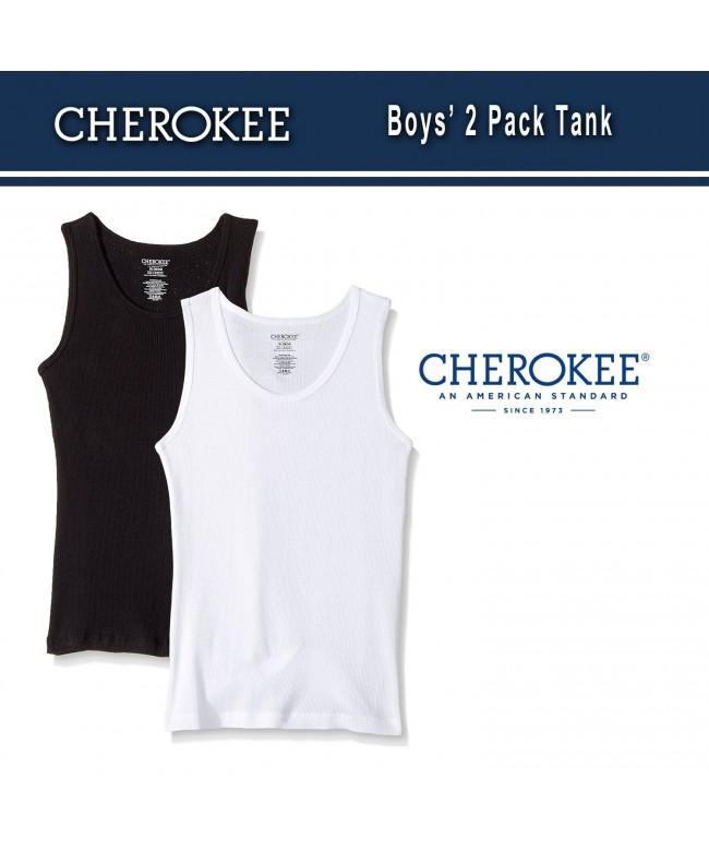 Cherokee Boys Pack Tank Top