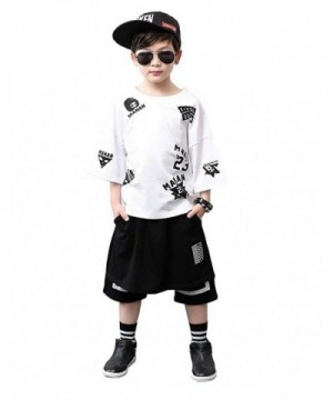 BSC007 Zhongda Childrens Short Sleeved Two Piece