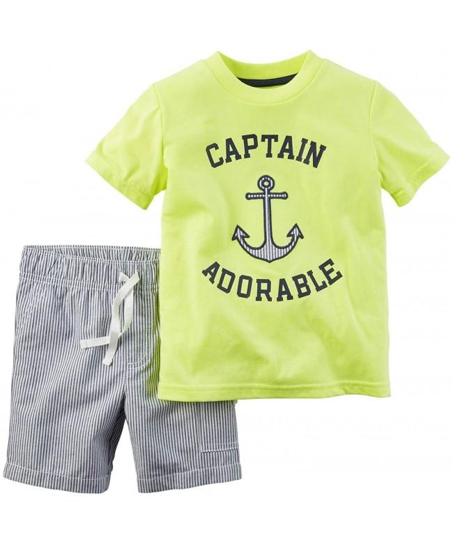 Carters Boys Playwear Sets 249g117