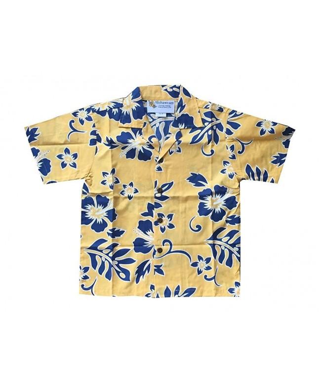 Hawaii Classic Hibiscus Hawaiian Aloha