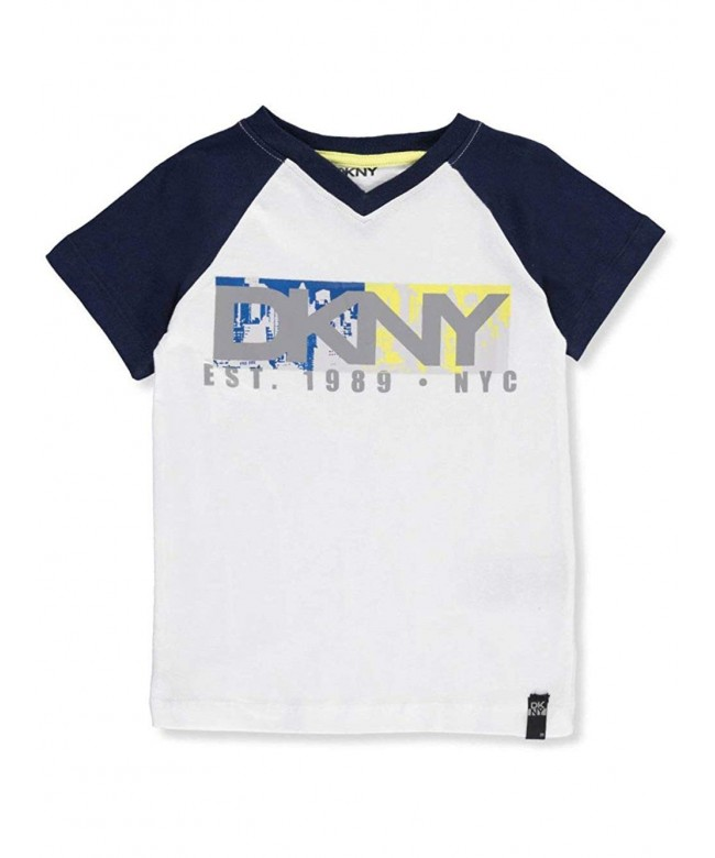 DKNY Little V Neck T Shirt Sizes