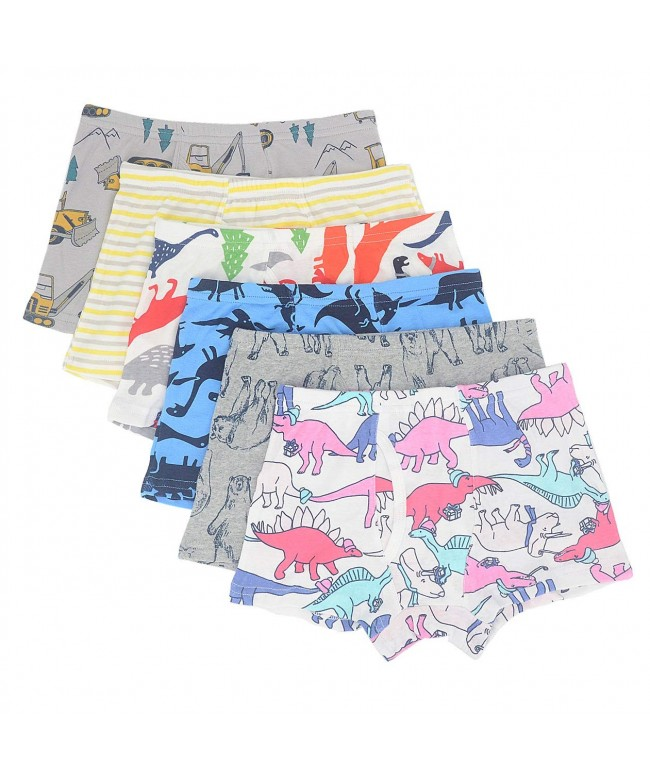 boys boxer shorts Pack of 3 100/% cotton age From 5-12 years
