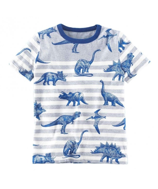 Coralup Little Sleeve T Shirt Dinosaur