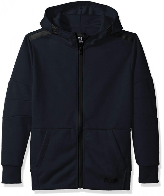 Southpole Fleece Hooded Fullzip Details