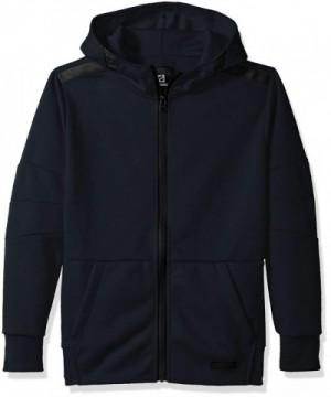 Southpole Fleece Hooded Fullzip Details