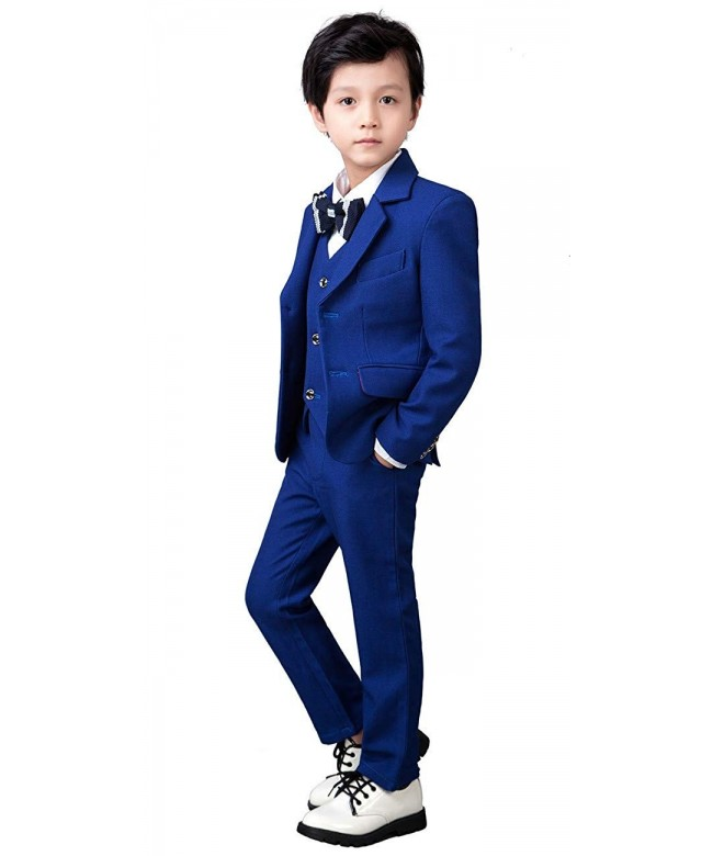 Yuanlu Boys Suits Piece Royal