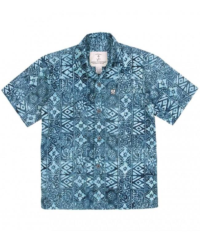 Artisan Outfitters Batik Cotton Shirt
