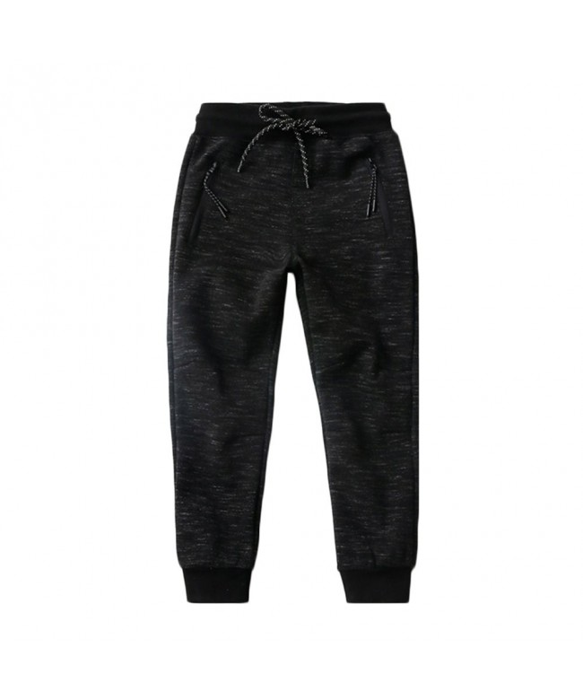 KISBINI Cotton Sweatpants Athletic Children