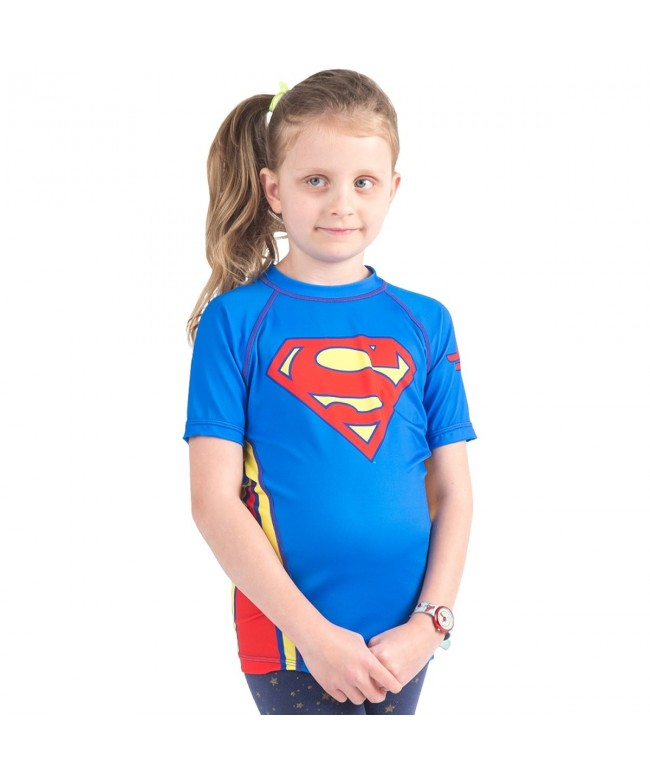 Fusion Superman Compression Shirt Sleeve