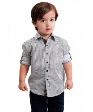 Dakomoda Toddler Boys Cotton Shirt