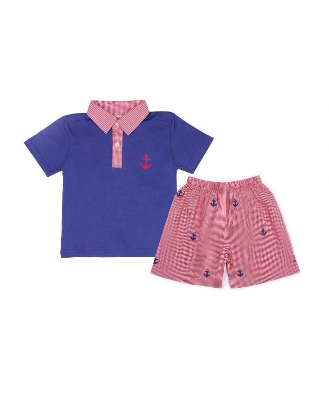 Babeeni Shirts Applique Patterns Gingham