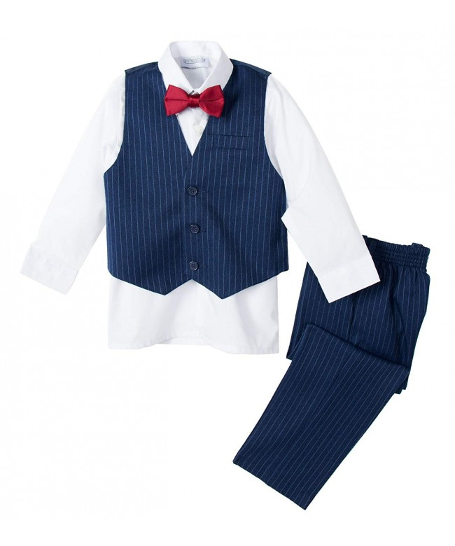 Spring Notion Baby Collection Pinstripe