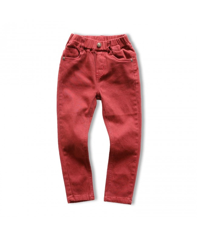 CUNYI Little Cotton Skinny Fashion