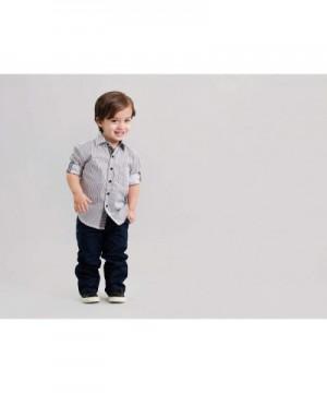 Cheap Real Boys' Button-Down Shirts