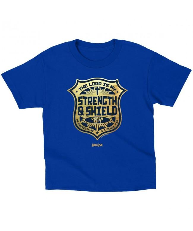 Kerusso Shield Kids T Shirt 3T Christian Fashion