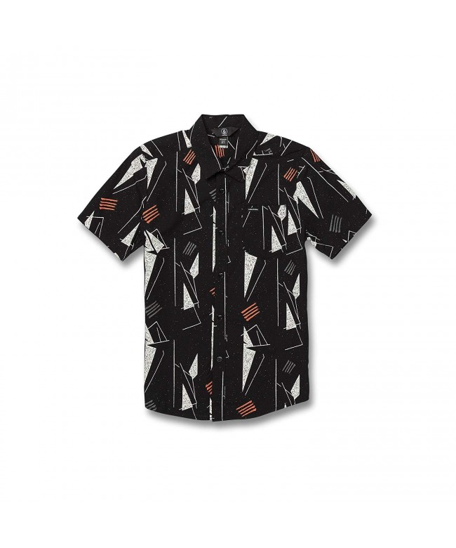 Volcom Glitch Button Short Sleeve