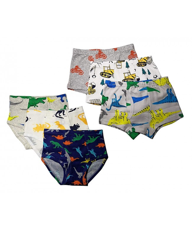 Cimary Boys Cotton Underwear Pack