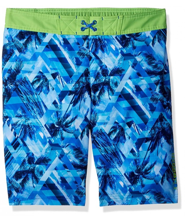 Free Country Seaside Print Shorts