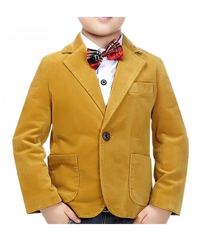 JiaYou Button Casual Blazer Jacket