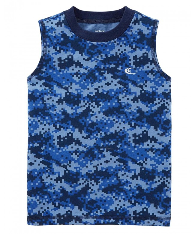 Carters Boys Jersey Tank Top