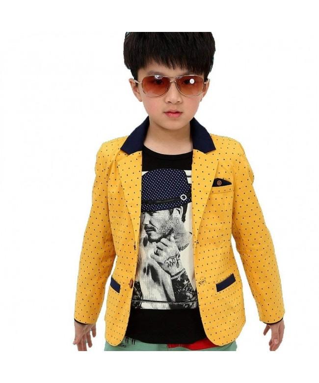 GETUBACK Children Polka Blazer Jacket