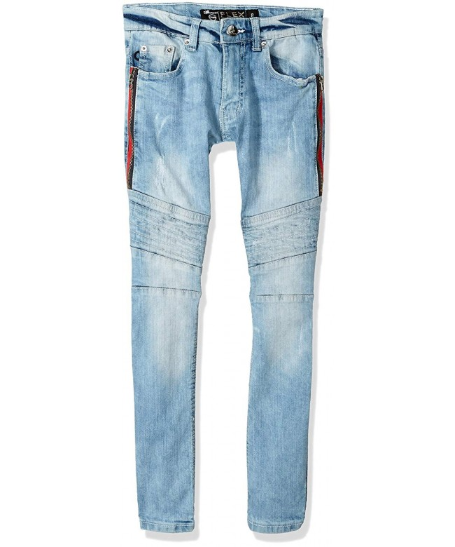 Southpole Stretch Destructed Fashion Denim