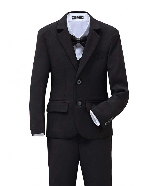 YuanLu Tuxedo Toddler Formal Suits