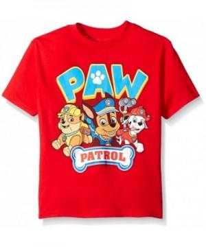 Paw Patrol Short Sleeve T Shirt