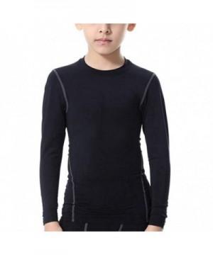 Lanbaosi Sleeve Compression Practice T Shirt