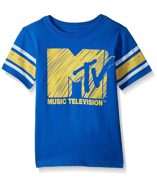 Nickelodeon Boys MTV Short Sleeve