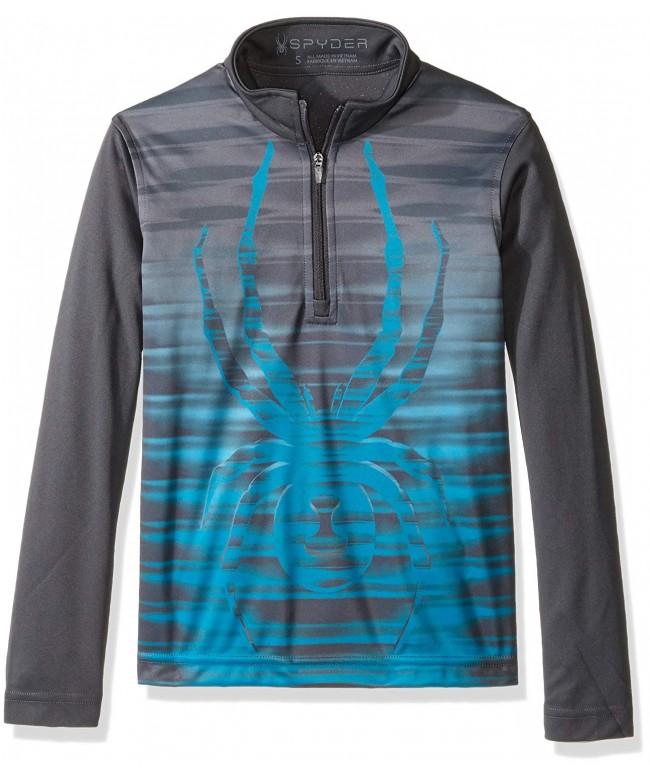 Spyder Boys Powergrade T Neck Shirt