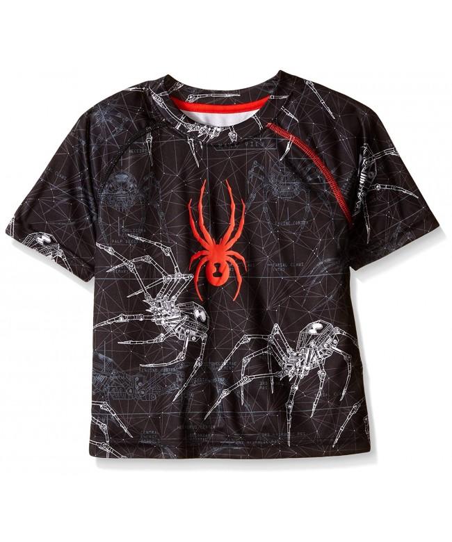 Spyder Mechanical Short Sleeve Shirt