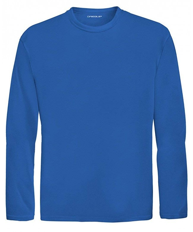 DRI EQUIP Moisture Wicking Athletic Shirts