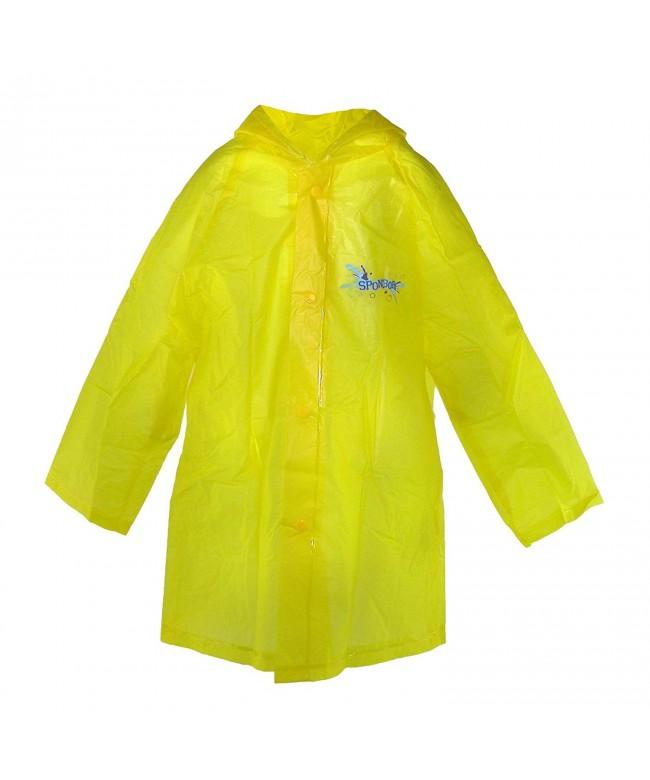 Nickelodeon Kids Sponge Rain Coat