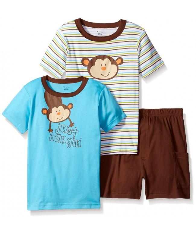Gerber Boys 3 Piece T Shirt Short