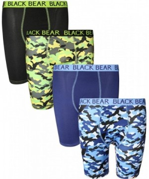Black Bear Performance Dry Fit Compression