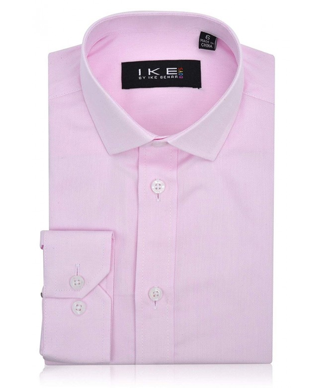 Ike Behar Dress Button Sleeve