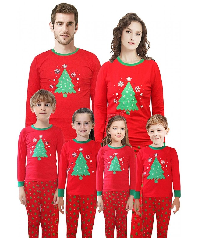 Matching Family Pajamas Christmas Sleepwear