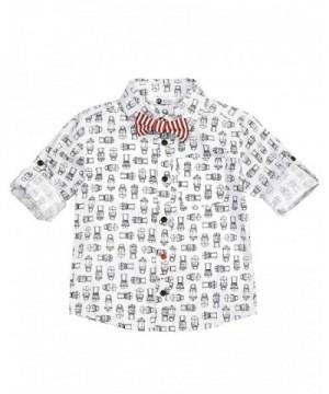 Petit Lem Mister Woven Shirt